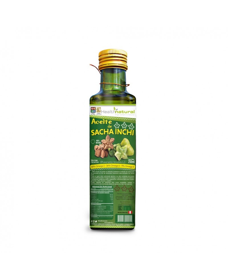 ACEITE DE SACHA INCHI (250ml)