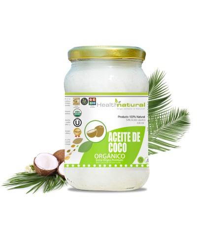 ACEITE DE COCO 500 ml Orgánico
