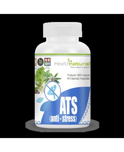 ATS - AntiStress (60 CÁPS. VEGETALES / 500MG)