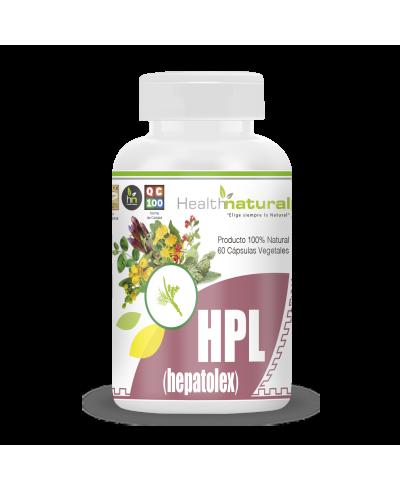 HPL - hepatolex (60 CÁPS. VEGETALES / 500MG)