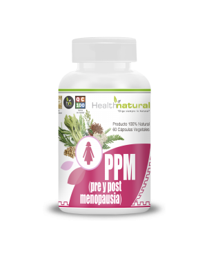 PPM (Pre y Post Menopausia) (60 CÁPS. VEGETALES / 500MG)