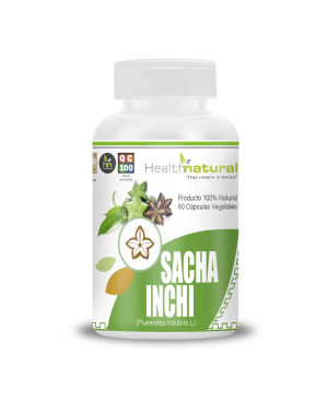 SACHA INCHI (60 CÁPS. VEGETALES / 500MG)
