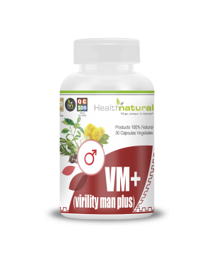 VM+ (VIRILITY MAN PLUS) (30 CÁPS. VEGETALES / 500MG)