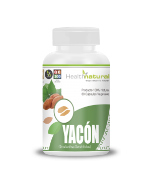 YACON (60 CÁPS. VEGETALES / 500MG)
