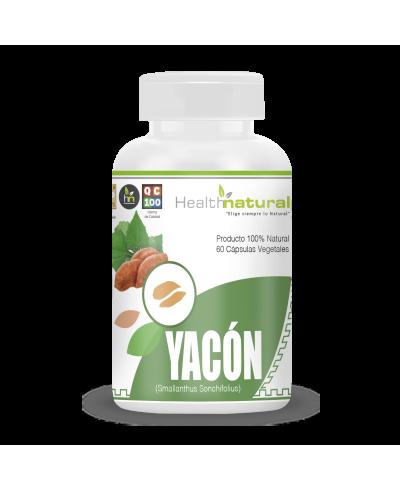 YACON (60 CÁPS. VEGETALES / 500MG)