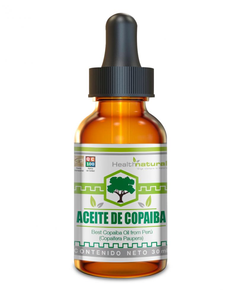 Aceite de Copaiba