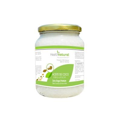Aceite de coco 300 ml Orgánico